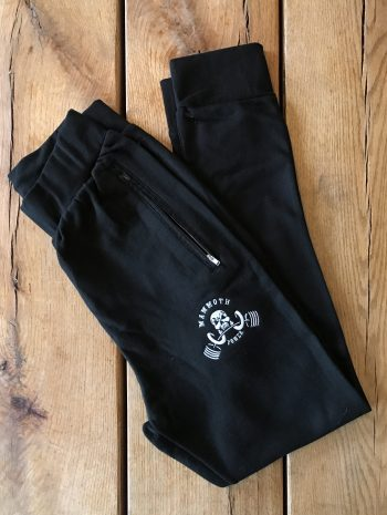 Mens Fitted Mammoth Joggers – SALE - Mammoth Power Clothing
