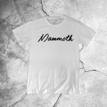 Fitted Tee - Mammoth Power Clothing