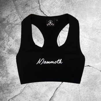 "Womens Sports ""Power"" Bra - Mammoth Power Clothing"