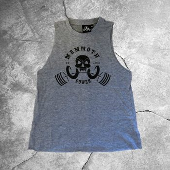 Womens Raw Vest - Mammoth Power Clothing